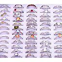 HOT &amp;Fashion jewelry mix Cubic Zircon rings (SZY1577) 120pcs/Lot