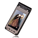 S906i Dual Card Tri-band TV Function Flip&Rotate Cell Phone Black (SZR760)