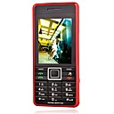 JinpengA902 Dual Card Ultra-Thin Full Touch Screen Cell Phone Black&Red(Not For U.S/Canada)(SZRW087)