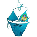 Hot Popular Two Piece Bikini Swimwear Swimsuit, Size M, L, XL (AMS036)