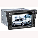 6-inch Touch Screen Buick Excelle Car DVD Player Dual Zone GPS System Steering Wheel Control