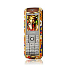 ximax changjiang M008 Mini Music Cell Phone Gold&Purple