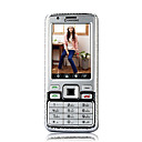 CHANGHONG 9B28(K218) Dual Card Cell Phone Touch Screen Silver(Not For U.S/Canada)(SZRW155)
