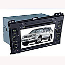 7 inch Digital Touch Screen Toyota Prado Car DVD Player  Dual Zone GPS System Steering Wheel Control