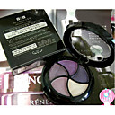 20pcs Korea Flower 5 Colors Lilac Series Eyeshadow Palette