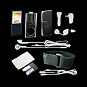10 Items Accessory Bundle Kits For IPOD Nano Gen 4th (SA28)
