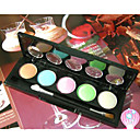 20pcs Qianyueye 5 Colors Gray Series Eyeshadow Palette