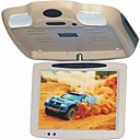 10.4-inch Flip Down Roof Mount TFT LCD Monitor Multimedia  players with  FM/IR TRANSMITTER/SD/USB/TV
