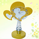 Cartoon Spring Alarm Clock(GD-0741)