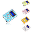 2GB Mini MP3 Players With Speaker / Six Colors / Six Pieces Per Package