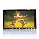 7 inch - Touch Screen - 2 Din In-Dash Car DVD Player With DVB-T  Bluetooth GPS Ipod Function - Dual Zone