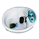 Foot Bath Basin for Ionic Detox Foot Bath Spa Cleanse Ionic Foot Bath