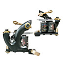 Brand New Latest Steel Handmade Tattoo Machine Gun Shader and Liner (DT-M030)