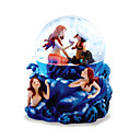 Sinbad's Musical Waterglobe with LED(52502002)