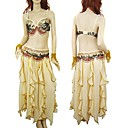 Sexy Belly Dancewear Top Pants Set -- All Accessories Included9829 (LYY028)