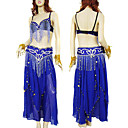 Sexy Belly Dancewear Top Pants Set -- All Accessories Included9807 (LYY030)