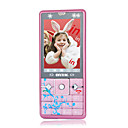 998 Dual Card Dual Standby Dual Band Magic Voice Bar Phone Pink (2GB TF Card)(SZRHA101)