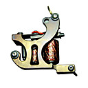 Brand New Latest Solid Iron Handmade Tattoo Machine 10 Wrap Gun Shader (DT-M206)
