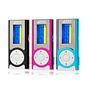 2GB OLED MP3 Player with Clip Small LED Light 4 Color/4 PCS Per Package(SZM574)