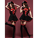 Sexy Spirit Halloween Costume Set (0621-CRFZ-0912)