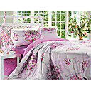 4-pc edinburgh couette amour coton taille couvrir set - Livraison gratuite (0580-9s200001s)