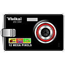 vivikai dc-588a 12.0mp (durch Interpolation) Digitalkamera mit 3,0-Zoll-TFT-LCD
