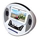 8&quot; Inch Multi-functions Portable DVD Player with Analog TV and FM Radio and Game(SMQC164)