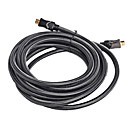 HDMI Cable Male to Male 26AWG with Ferrite Core for PS3 DVD HDTV(SMQC151)