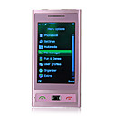 p3 double carte ultra minces et plats à écran tactile bar de mobile rose et blanc (carte 2GB TF) (sz05440149)