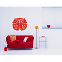 Chinese Style Wall Sticker for Wedding Celebration (0565-gz-10531)