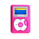 2GB Fashion Design OLED MP3 Player With Speaker /2 Colors Available(SZM1155)