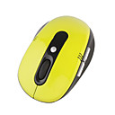2.4Ghz Wireless Cordless Mouse (Yellow)