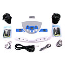 Dual Ionic Detox Foot Bath Spa Cleanse Mp3 With 10 Array Kit Full Set