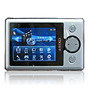 JXD Brand 4GB 2.5 Inch Fashion Design MP5/MP3 Player with Digital Camera TV IN Function(JXD206+)