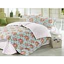 4-pc Glan Garedn Emerizing Cotton Duvet Cover Set - Free Shipping (Get Surprising Gifts) (0580-9s606802)