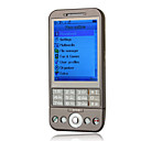 G3 Dual Card Dual Standby Quad Band Bluetooth Metal Cover Touch Screen Cell Phone Gray (2GB TF Card)(SZ05450373)