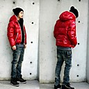 Men's Slim Down Quilted Wadded Winter Jacket Coat (LGT0482-11.27-25)