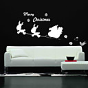 Merry Christmas Wall Sticker (0565 -gz44947)