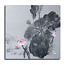 Handmade Decorative Floral Painting - Free Shipping (0695 -FL-25)