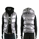 New Arrival Men's Double Face Quilted Wadded Vest (LGT0482-11.27-26)