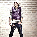 New Arrival Men's Double Face Quilted Wadded Vest (LGT0482-11.27-2)