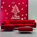Wall Sticker Merry Christmas (0565 -gz44908)