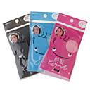 Morning Wake-up Emergency Hair Straightening Patches (4-Piece Set)