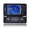 X2 Dual Card Tri Band with TV Function Touch Screen Slide Cell Phone Black (2GB TF Card)