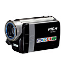 RICH HD-A83 Full HD 1080p 10.0MP CMOS Digital Camcorder + Camera with 3.0inch Touch Screen LCD 10X Optical Zoom 40X Total Zoom (DCE199)