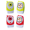 2.4GHz Wireless 2.5 inch Wireless Baby Monitor kit avec camra (sfa9058a)