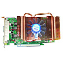 Macy NVIDIA GeForce 9600GSO Graphics Card 512MB - GDDR3 - 650-1800MHZ (SMQ4390)