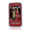 Q5800i Quad Band Dual Card Dual Camera Flat Touch Screen Bar Cell Phone(2GB TF Card)