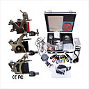 Professional Tattoo Machine Kit Completed Set With 3 Tattoo Gun Machines(035903.23T077)