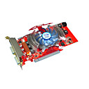 Macy AMD-ATI HD4830N Graphics Card 512MB - GDDR3 - 575-1800MHZ (SMQ4404)